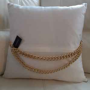 Gold BeBe waisted double chain belt